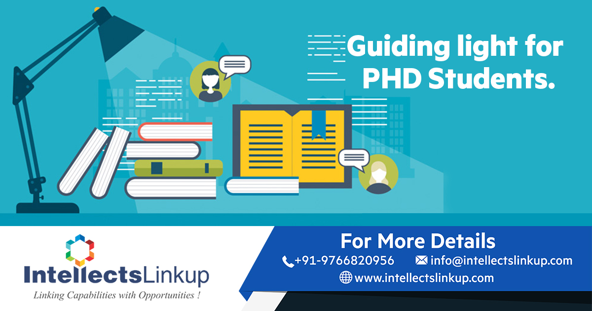 Guiding light for PHD Students