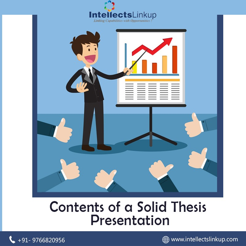Contents of a Solid Thesis Presentation