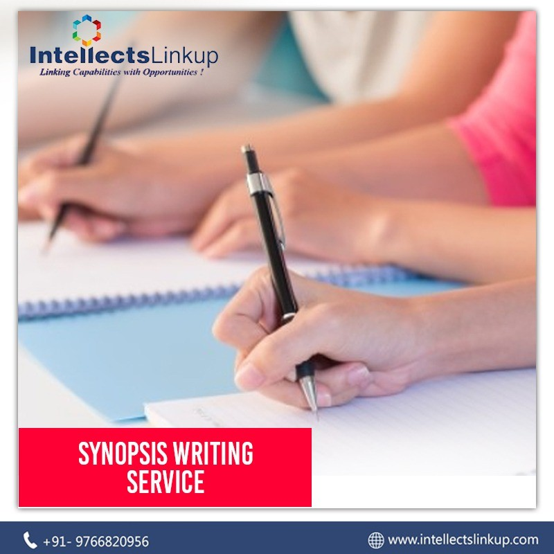 Synopsis Writing Service offered by Intellects Linkup India