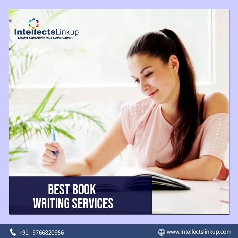 Best Book Writing Service by Intellects linkup