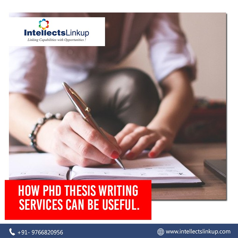 How PhD Thesis Writing Services Can Be Useful.